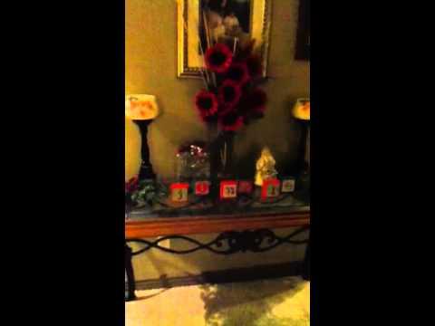 Casa decorada para navidad youtube - Casas decoradas por dentro ...