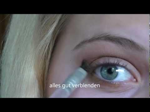 Lenka Kosmetik Lidschatten und Rouge Palette