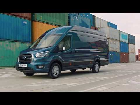 Performance Efficiency Feature Demo | New Ford Transit | Ford UK