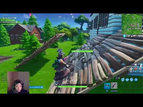FORTNITE BATTLE ROYALE [ROAD TO 1020 SUBS ]