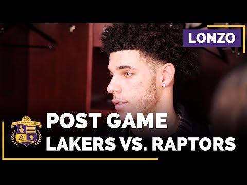 Lonzo Ball On LeBron James Birthday Tweet, Luke Walton's Message