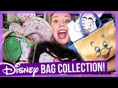 EPIC Disney Purse Collection!! 20+ BAGS!!!