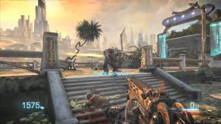 PC Bulletstorm HD Gameplay