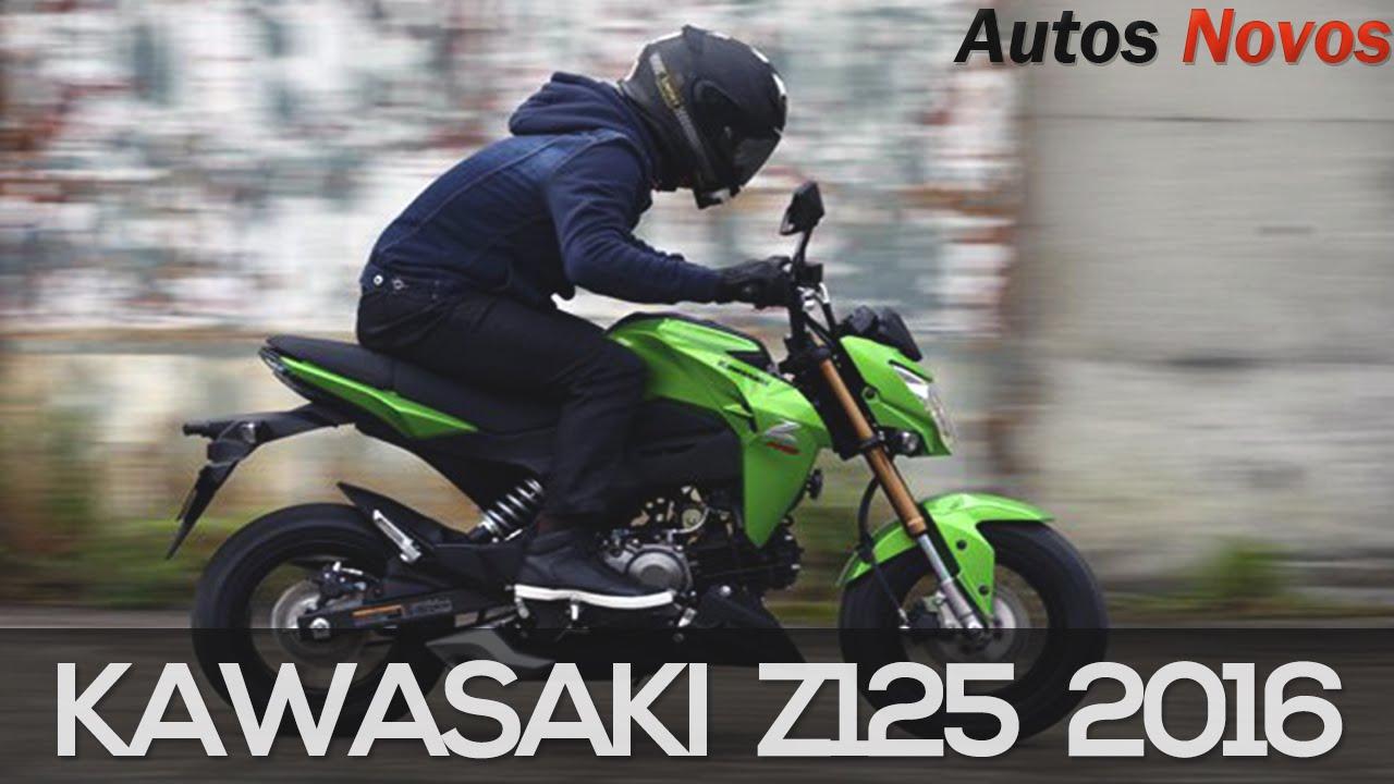 Kawasaki 125 Ninja идеи изображения мотоцикла