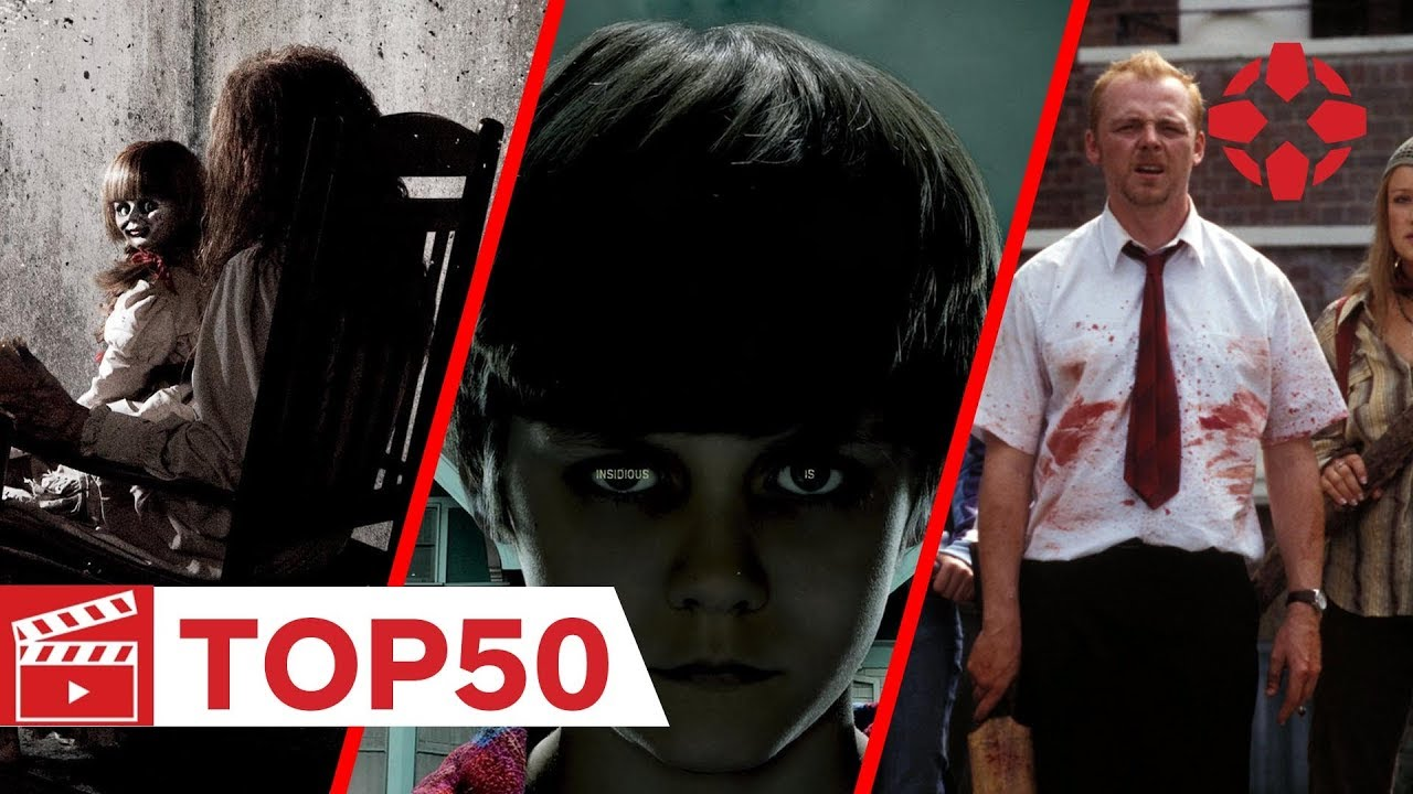 Top 50 Horrorfilme