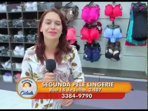 d71ec945f57ce Segunda Pele Lingerie vt 1 - YouTube