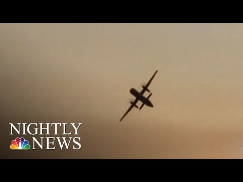 New Concerns Over Airport Security After Employee Steals And Crashes Plane | NBC Nightly News