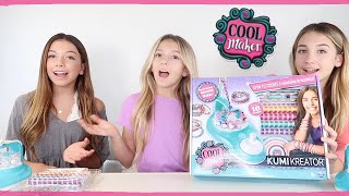 Back to school | DIY Bracelet Fashion | Cool Maker KumiKreator | Quinn Sisters