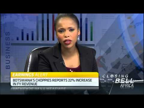 Botswana: Choppies report 22% increase in FY revenue