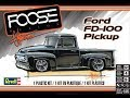 Kit Review: Revell Chip Foose Ford FD-100 Pickup