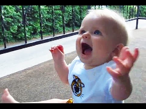 Adorable Babies Reacting To Dad Coming Home Compilation