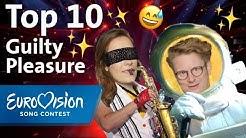 ESC: Guilty Pleasures - Die Top 10 von Alina und Stefan | Eurovision Song Contest | NDR
