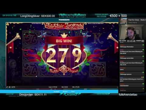 Mr.Casino - BIG WIN Fairytale Legends (Red Riding Hood) Low Volatile slot.