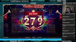 Mr.Casino - BIG WIN Fairytale Legends (Red Riding Hood) Low Volatile slot.