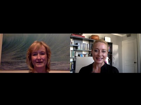 Persephone Rising: Dr Carol Pearson in Depth Dialogue with Bonnie Bright