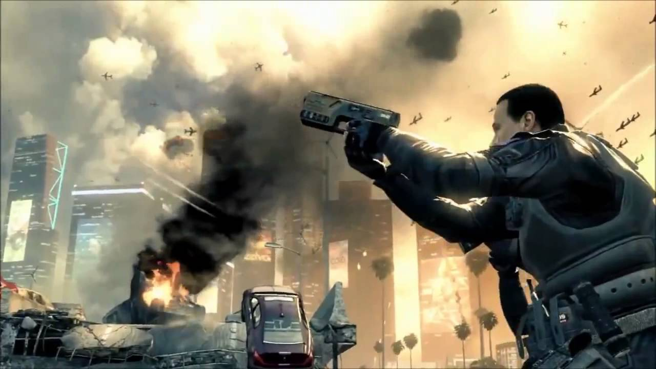 Download Call of Duty Black Ops 2 PS3 - MSProx