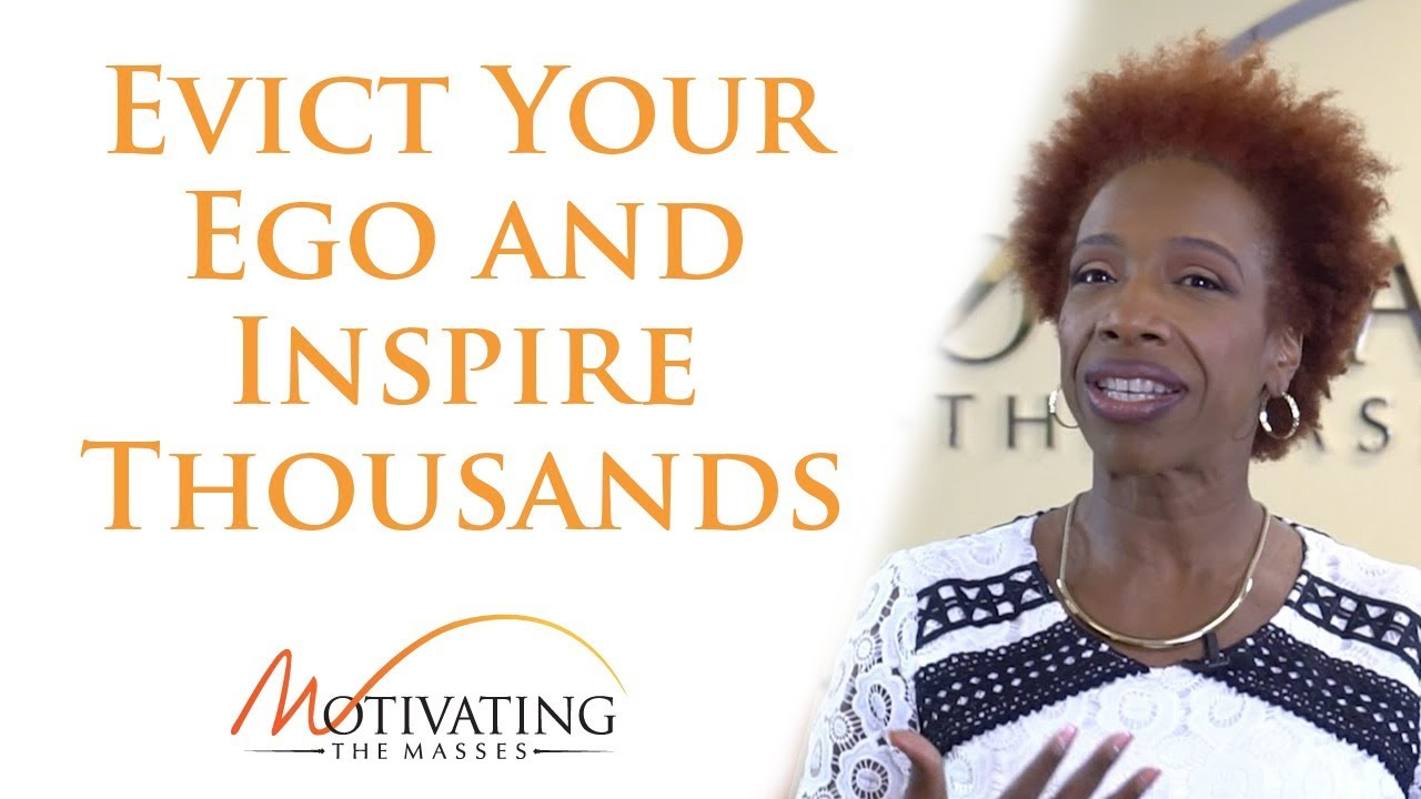 Lisa Nichols - Evict Your Ego and Inspire Thousands