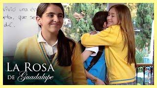 La Rosa de Guadalupe: Alma logra despertar los celos de Betty   La amiga de mi novio