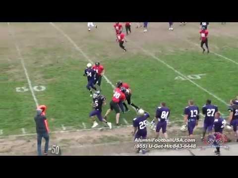 10-18-14 Fort Madison vs Keokuk (Highlights) & (Game Video) Alumni Football USA
