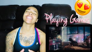 Summer Walker - Playing Games (with Bryson Tiller) [Official Music Video] |REACTION| #JasVlogz