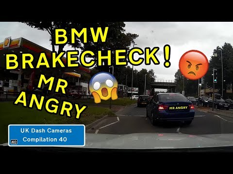 UK Dash Cameras - Compilation 40 - 2019 Bad Drivers, Crashes + Close Calls