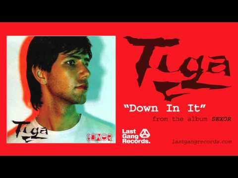 Клип Tiga - Down In It