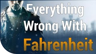 GAME SINS | Everything Wrong With Fahrenheit (Indigo Prophecy) In Seventeen Minutes
