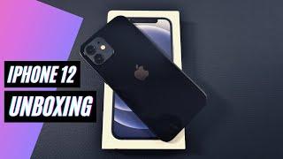 iPhone 12 (Black) Unboxing