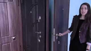 Входные металлические двери в Запорожье - отличие между сериями