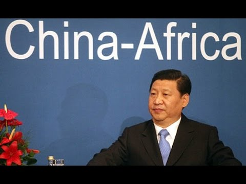 China pledges $60bn to develop Africa
