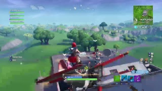 Weirdest Glitch in FortNite (i was a walking bomb)