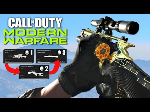 New GUN GAME In MODERN WARFARE!! (COD MW PC Gameplay)
