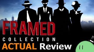 FRAMED Collection (ACTUAL Game Review) [PC]