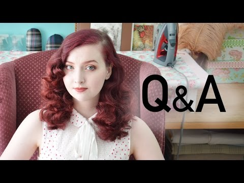 Answering a bunch of things! Q&A