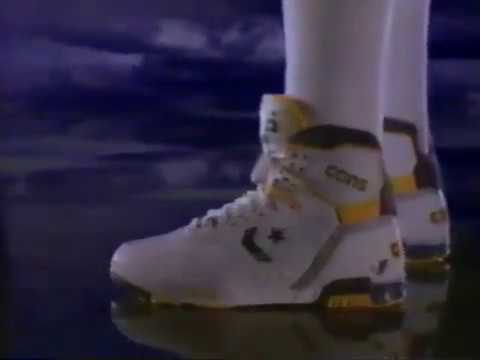 44028c5b6916 Magic Johnson Converse Cons Energy Wave Commercial - YouTube