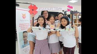 Heartbeat Vietnam at CIS NGO Fair
