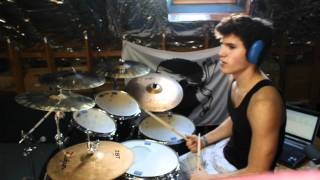 The Killers - When You Were Young - Drum Cover