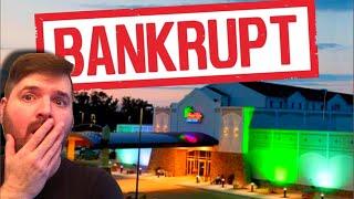 Slotting At Prairie's Edge Casino Including Bar Top Buffalo Gold Slots