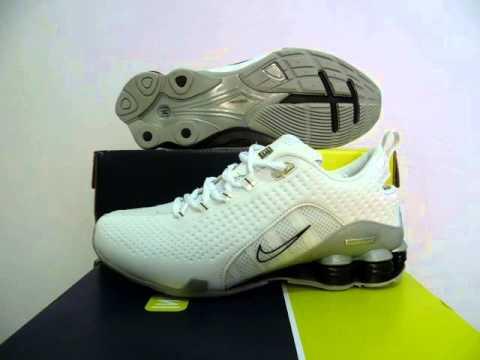 nike air max or - haut mode PAS CHER Nike Shox R5 Chaussures - YouTube