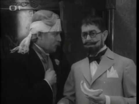 Blázinec v prvním poschodí (1969): Vlastimil Brodský a Lubomír Lipský