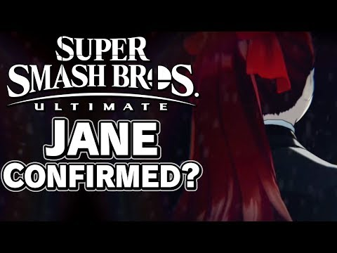 JANE DATAMINE CONFIRMED? - Smash Ultimate & Persona 5 The Royal – Aaronitmar thumbnail