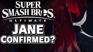 JANE DATAMINE CONFIRMED? - Smash Ultimate & Persona 5 The Royal – Aaronitmar