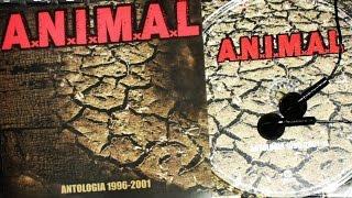 A.N.I.M.A.L. - Antologia 1996 - 2001 (Cd Completo 2014)