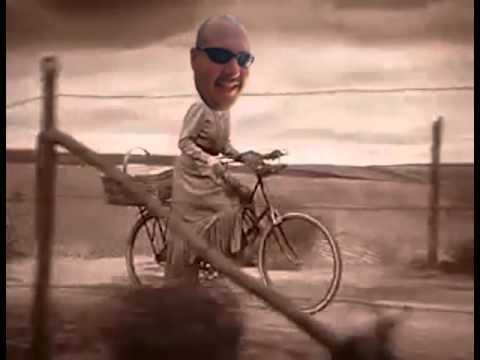 Wicked Witch Bike Ride Youtube