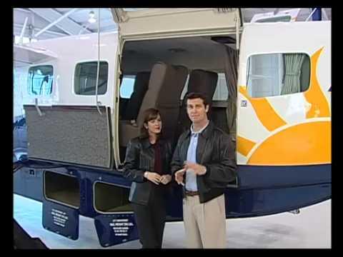Cessna Grand Caravan - Oasis Interior