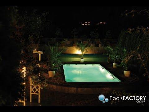 2 Poolsfactory Group Gfk Pool Schwimmebcken Wie Viel Kostet Es