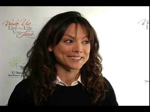Liz Vassey talks about her