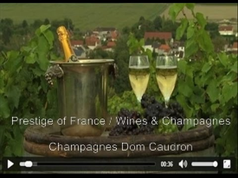Prestige of France / Wines & Champagnes - Champagnes Dom Caudron