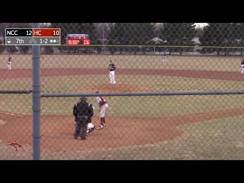 Feb 8 Baseball vs Northeast CC Game 1