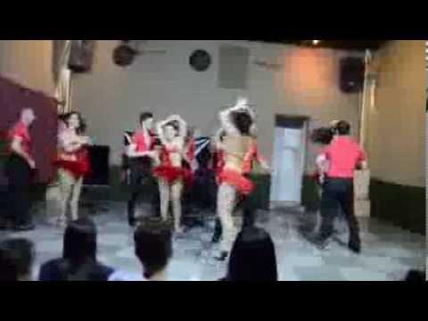 Baila Mundo - Cia de Dança Renato Ribeiro (Latin Party de 24/11/2013)